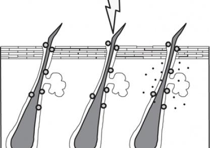 Adapalen làm tăng sự xâm nhập của Clindamycin vào nang lông khi điều trị đồng thời.